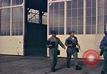 Image of Fire guard for aircraft engine start Honolulu Hawaii USA, 1959, second 61 stock footage video 65675032481