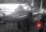 Image of U-2 reconnaissance aircraft Del Rio Texas Laughlin Air Force Base USA, 1962, second 2 stock footage video 65675032491
