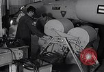 Image of U-2 reconnaissance aircraft Del Rio Texas Laughlin Air Force Base USA, 1962, second 33 stock footage video 65675032491