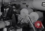 Image of U-2 reconnaissance aircraft Del Rio Texas Laughlin Air Force Base USA, 1962, second 34 stock footage video 65675032491