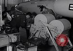 Image of U-2 reconnaissance aircraft Del Rio Texas Laughlin Air Force Base USA, 1962, second 37 stock footage video 65675032491
