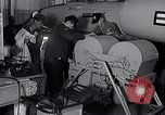 Image of U-2 reconnaissance aircraft Del Rio Texas Laughlin Air Force Base USA, 1962, second 39 stock footage video 65675032491
