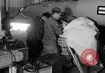 Image of U-2 reconnaissance aircraft Del Rio Texas Laughlin Air Force Base USA, 1962, second 43 stock footage video 65675032491