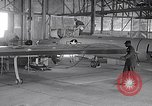 Image of U-2 reconnaissance aircraft Del Rio Texas Laughlin Air Force Base USA, 1962, second 54 stock footage video 65675032491
