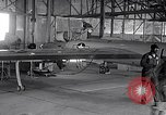 Image of U-2 reconnaissance aircraft Del Rio Texas Laughlin Air Force Base USA, 1962, second 56 stock footage video 65675032491