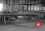 Image of U-2 reconnaissance aircraft Del Rio Texas Laughlin Air Force Base USA, 1962, second 58 stock footage video 65675032491