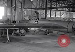 Image of U-2 reconnaissance aircraft Del Rio Texas Laughlin Air Force Base USA, 1962, second 59 stock footage video 65675032491