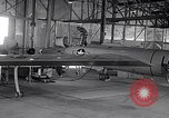 Image of U-2 reconnaissance aircraft Del Rio Texas Laughlin Air Force Base USA, 1962, second 60 stock footage video 65675032491