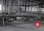 Image of U-2 reconnaissance aircraft Del Rio Texas Laughlin Air Force Base USA, 1962, second 62 stock footage video 65675032491