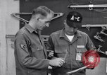 Image of film cans Omaha Nebraska Offutt Air Force Base USA, 1962, second 7 stock footage video 65675032496
