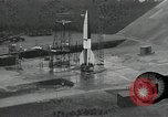 Image of slow motion A-4 Missile launch Peenemunde Rocket Centre Ostvorpommern Germany, 1942, second 3 stock footage video 65675032508
