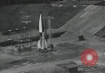 Image of A-4 Missile Ostvorpommern Germany, 1942, second 3 stock footage video 65675032514
