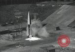 Image of A-4 Missile Ostvorpommern Germany, 1942, second 6 stock footage video 65675032514