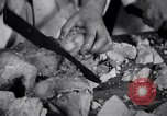 Image of Fat and oil recycling World War 2 Staten Island New York USA, 1945, second 31 stock footage video 65675032525