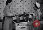 Image of Fat and oil recycling World War 2 Staten Island New York USA, 1945, second 52 stock footage video 65675032525