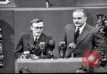 Image of Argentina invited to join United Nations San Francisco California USA, 1945, second 60 stock footage video 65675032526