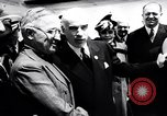 Image of Harry S Truman at UN Charter vote San Francisco California USA, 1945, second 15 stock footage video 65675032530