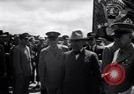 Image of Harry S Truman at UN Charter vote San Francisco California USA, 1945, second 19 stock footage video 65675032530