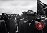 Image of Harry S Truman at UN Charter vote San Francisco California USA, 1945, second 20 stock footage video 65675032530