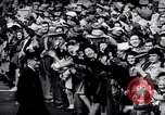 Image of Harry S Truman at UN Charter vote San Francisco California USA, 1945, second 32 stock footage video 65675032530