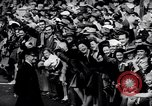 Image of Harry S Truman at UN Charter vote San Francisco California USA, 1945, second 33 stock footage video 65675032530