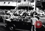 Image of Harry S Truman at UN Charter vote San Francisco California USA, 1945, second 38 stock footage video 65675032530