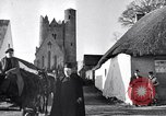 Image of Catholic Church and Maynooth College in Ireland Ireland, 1946, second 7 stock footage video 65675032532
