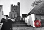 Image of Catholic Church and Maynooth College in Ireland Ireland, 1946, second 9 stock footage video 65675032532