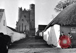 Image of Catholic Church and Maynooth College in Ireland Ireland, 1946, second 10 stock footage video 65675032532