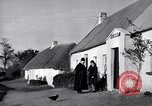 Image of Catholic Church and Maynooth College in Ireland Ireland, 1946, second 15 stock footage video 65675032532