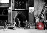 Image of Catholic Church and Maynooth College in Ireland Ireland, 1946, second 39 stock footage video 65675032532