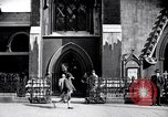 Image of Catholic Church and Maynooth College in Ireland Ireland, 1946, second 40 stock footage video 65675032532