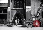 Image of Catholic Church and Maynooth College in Ireland Ireland, 1946, second 41 stock footage video 65675032532