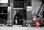 Image of Catholic Church and Maynooth College in Ireland Ireland, 1946, second 42 stock footage video 65675032532