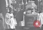 Image of Catholic Church and Maynooth College in Ireland Ireland, 1946, second 48 stock footage video 65675032532
