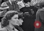 Image of People and lifestyle of Dublin Ireland Ireland, 1946, second 27 stock footage video 65675032533