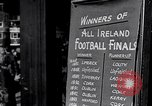 Image of People and lifestyle of Dublin Ireland Ireland, 1946, second 48 stock footage video 65675032533
