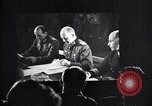 Image of United Nations delegates watch German surrender film San Francisco California USA, 1945, second 18 stock footage video 65675032538