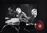 Image of United Nations delegates watch German surrender film San Francisco California USA, 1945, second 24 stock footage video 65675032538