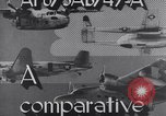 Image of Comparison of normal takeoff distances Florida USA, 1951, second 26 stock footage video 65675032546