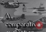 Image of Comparison of normal takeoff distances Florida USA, 1951, second 27 stock footage video 65675032546