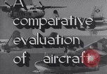 Image of Comparison of normal takeoff distances Florida USA, 1951, second 30 stock footage video 65675032546