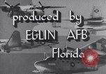 Image of Comparison of normal takeoff distances Florida USA, 1951, second 56 stock footage video 65675032546