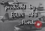 Image of Comparison of normal takeoff distances Florida USA, 1951, second 57 stock footage video 65675032546
