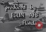 Image of Comparison of normal takeoff distances Florida USA, 1951, second 58 stock footage video 65675032546