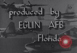 Image of Comparison of normal takeoff distances Florida USA, 1951, second 59 stock footage video 65675032546