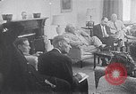 Image of General Twining Tushino Russia, 1956, second 2 stock footage video 65675032565