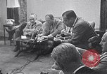 Image of General Twining Tushino Russia, 1956, second 10 stock footage video 65675032565