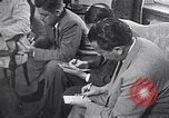 Image of General Twining Tushino Russia, 1956, second 32 stock footage video 65675032565