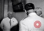 Image of General Twining Tushino Russia, 1956, second 61 stock footage video 65675032565